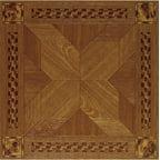 Nexus Classic Parquet Oak 12x12 Self Adhesive Vinyl Floor