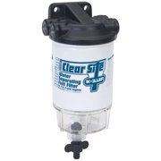 Moeller Clear Site Water Separating Fuel Filter System 033328-10