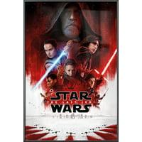 "Star Wars: Episode VIII - The Last Jedi - Movie Poster / Print (Regular Style) (Size: 24"" x 36"")"