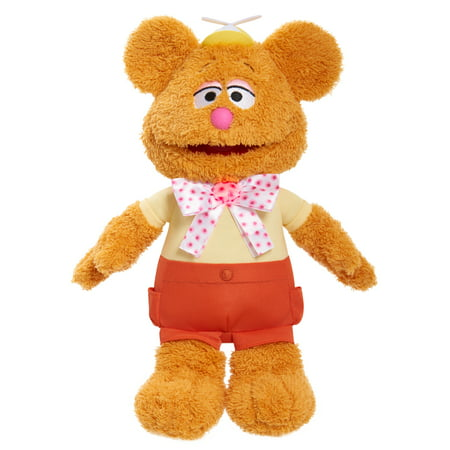 Muppets Babies Wocka Wocka Feature Fozzie Plush