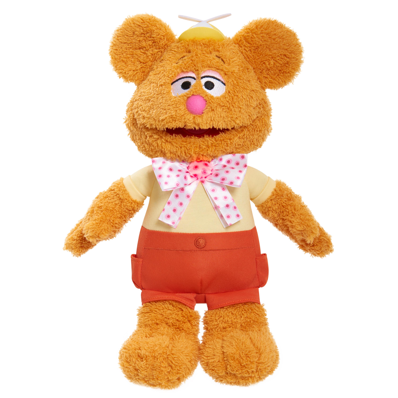 $7.99 (reg $20) Muppets Babies Wocka Wocka Feature Fozzie Plush