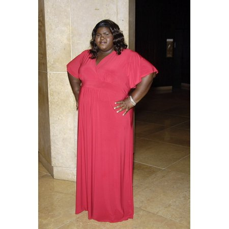 Gabourey Sidibe At Arrivals For 60Th Annual Ace Eddie Awards Beverly Hilton Hotel Beverly Hills Ca February 14 2010 Photo By Michael GermanaEverett Collection Celebrity