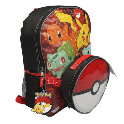 Pokemon Backpack With Lunch Bag](Pokemon Gift Bags)