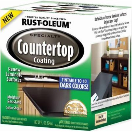 1 Quart Interior Countertop Coating Deep Tint To 10 Colors 1 Part System Ea Only