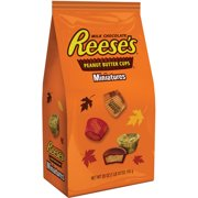 Hershey's Reese's Miniatures Fall Harvest Peanut Butter Cups, 28 Oz.