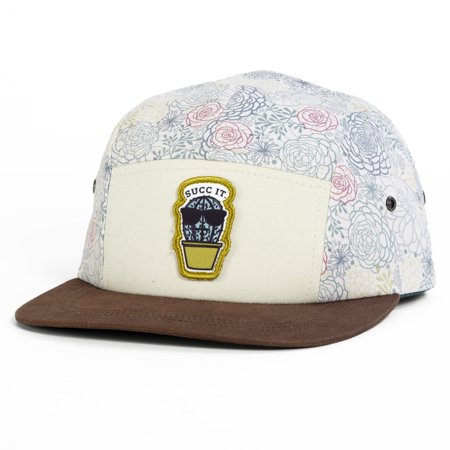 Range Panel End Cap (Turtle Fur Prickly Camper 5 Panel Cap)