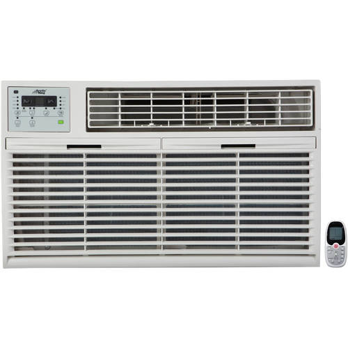 Arctic King WTW-10ER5a 10,000/9,800-BTU Remote Control Cool and Heat Through-The-Wall/Window Air Conditioner, White