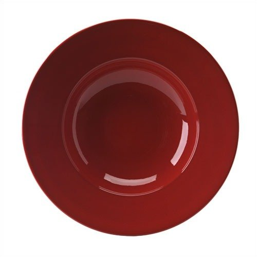 Waechtersbach Individual Pasta Bowl in Cherry Red (Set of 4)