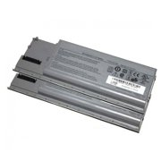 6-Cell Battery for Dell Latitude D620 D630 D630N D630C TYPE JD634 PC764 KD492 (2 Pack)