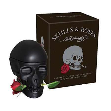 Best Skulls and Roses Ed Hardy Colognes for Men with Fresh Bergamot &