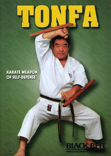 Black Belt Magazine: Tonfa Karate Weapon of Self by Bayview