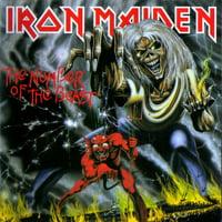 Iron Maiden - Number Of The Beast - Vinyl