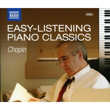 Chopin: Easy Listening Piano Classics