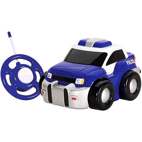 Kid Galaxy 115799 My 1st RC-Police Car w-sound