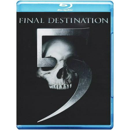 Final Destination 5 (Blu-ray) (Final Destination Halloween)
