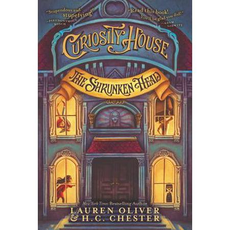 Curiosity House: The Shrunken Head - eBook](Shrunken Heads For Sale)