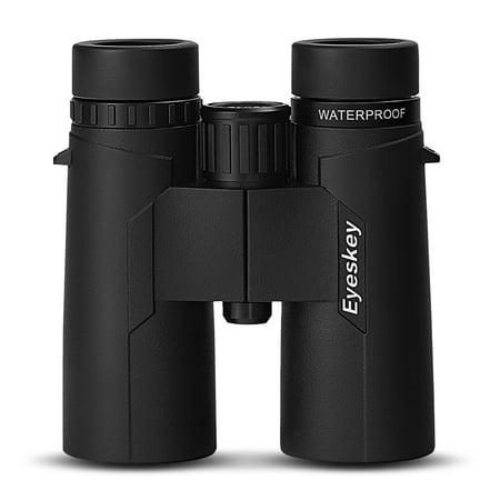 8X32 High Definition Waterproof Binoculars with ED Glass Outdoor Travel Binocular Telescope for Bird