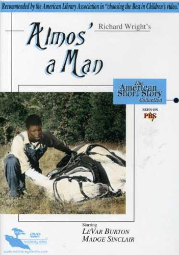 Almos' a Man (DVD) by MONTEREY HOME VIDEO