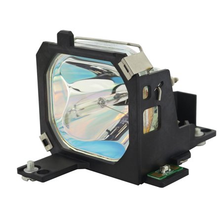 Original Philips Projector Lamp Replacement with Housing for Epson PowerLite 7250 - image 5 de 5
