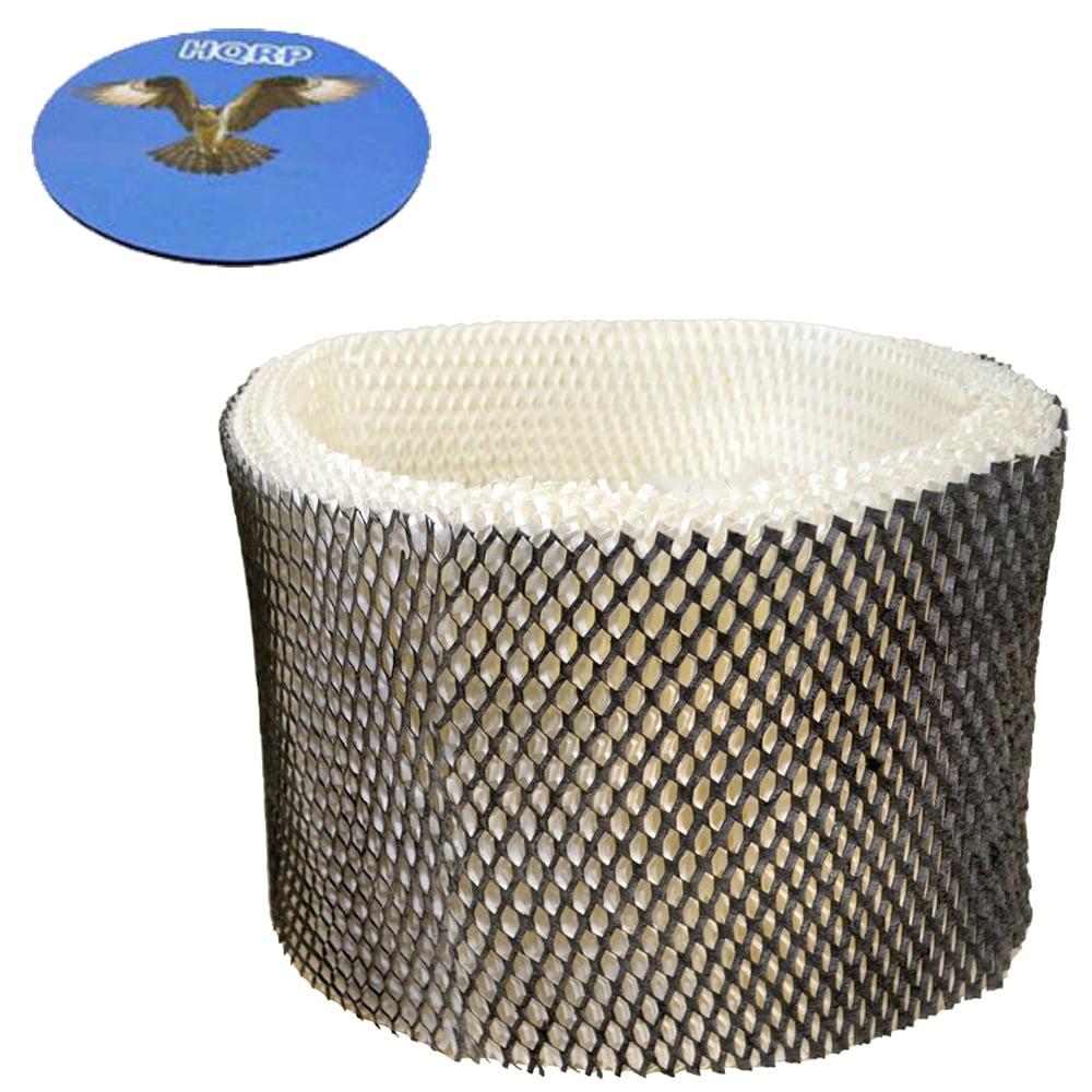 "HQRP Wick Filter for Honeywell HC-14N Humidifier HC-14 ""E"" Replacement + HQRP Coaster"