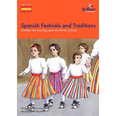 Spanish Festivals and Traditions - eBook