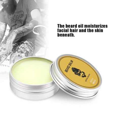 Ejoyous Bread Oil Balm Beard Shaping Mustache Growing Moisturizing  Smoothing Beard Care Set for Men ,Beard Set, Beard Wax Set
