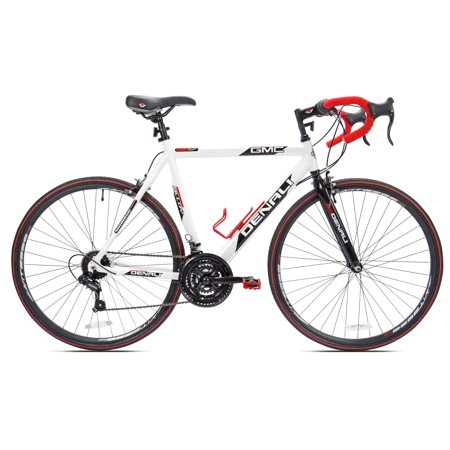 22 5  Gmc Denali 700Cc Mens Bike  White Red
