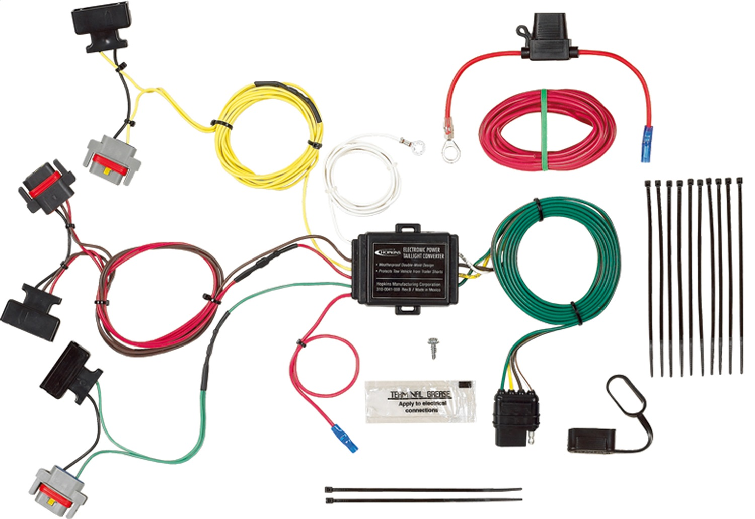 Trailer Wiring Harness Walmart - All Wiring Diagram on
