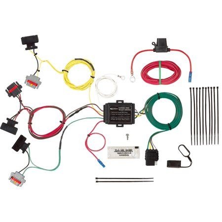 Hopkins Towing Solution 11142435 Trailer Wire Harness on trailer hitch harness, trailer mounting brackets, trailer generator, trailer fuses, trailer brakes, trailer plugs,