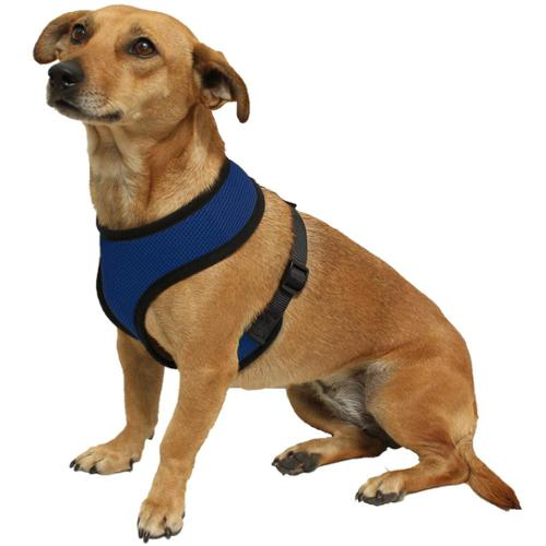 Paws & Pals Pet Control Harness for Dog & Cat Easy Soft Walking Collar, Available in S, M, L, XL