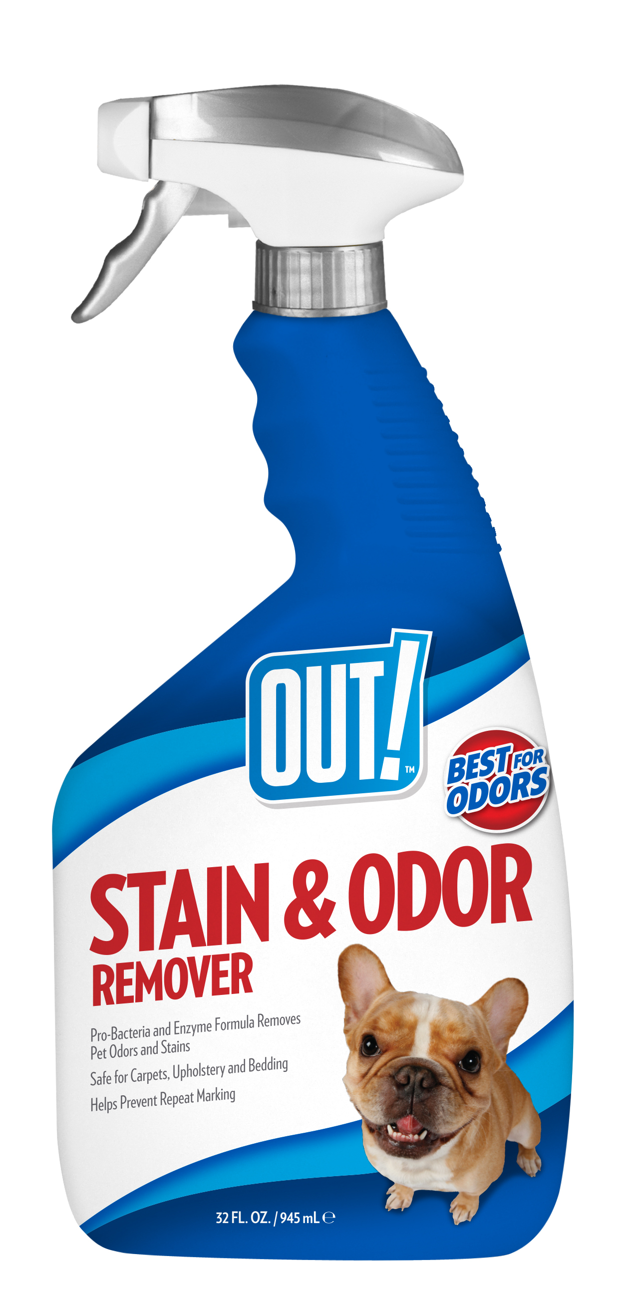 Out Pet Stain Odor Remover 32 Oz