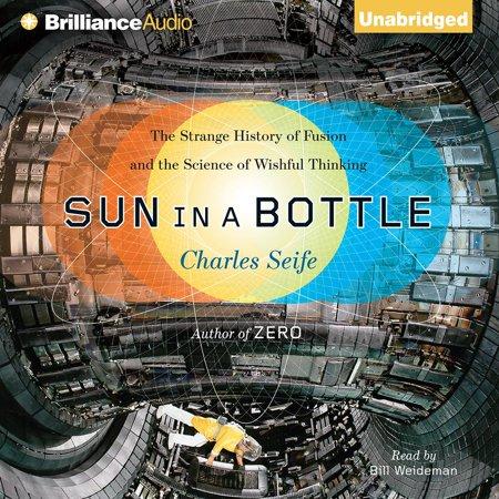 Sun in a Bottle - Audiobook