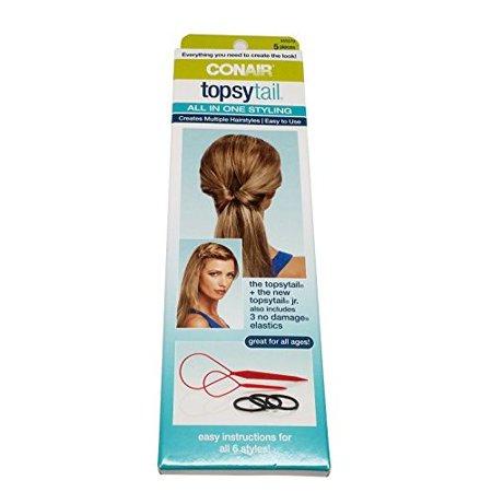 Conair Topsy Tail Kit (Barrette Kit)