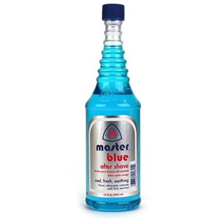 Master Well (Master Well Comb After Shave Lotion, Master Blue 15)
