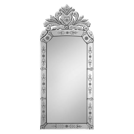 Ren-Wil Tall Venetian Wall Mirror - 19W x 43H in. ()