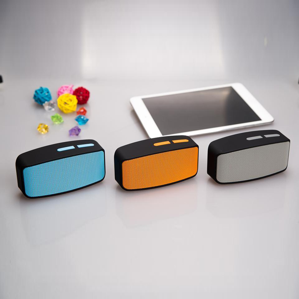 Easy Listener Bluetooth Speaker and MP3 Player