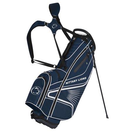 Team Effort Penn State Nittany Lions GridIron III Stand Golf Bag