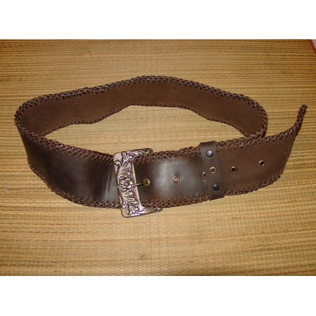 LAMINATED POSTER Skin Leather Goods Buckle Belt Poster Print 24 x 36