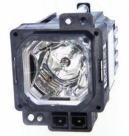 Replacement for HUGHES JVC DLA-HD950 LAMP and HOUSING