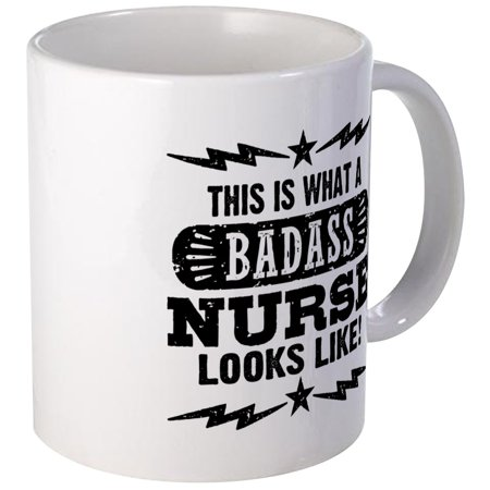 CafePress - Funny Nurse Mug - Unique Coffee Mug, Coffee Cup CafePress - Nurse Coffee Mug