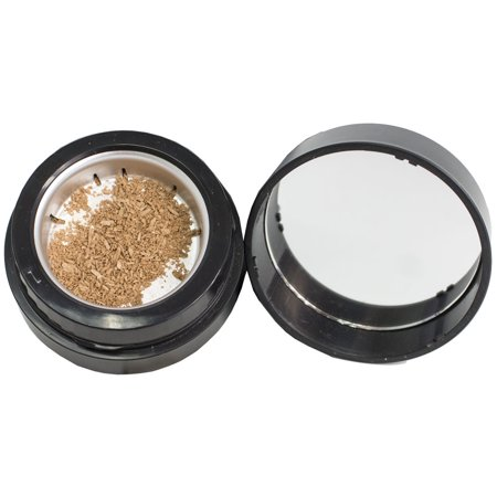 Hydrating Bronzing Powder (Smashbox Halo To Go Hydrating Perfecting Powder 0.25 oz - Medium (Travel Size))