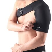 Adjustable Shoulder Protection Support Arm Brace Bandage Wrap Strap Band
