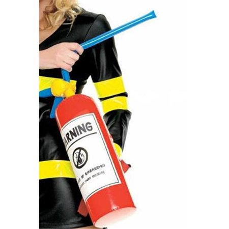 Fake Fire Extinguisher Halloween (Costumes For All Occasions Uaa1500 Fire)