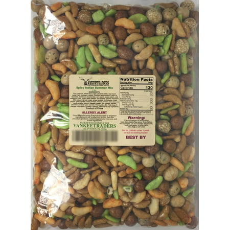 YankeeTraders Spicy Indian Summer Oriental Rice Snack Mix - 2 lbs. ()