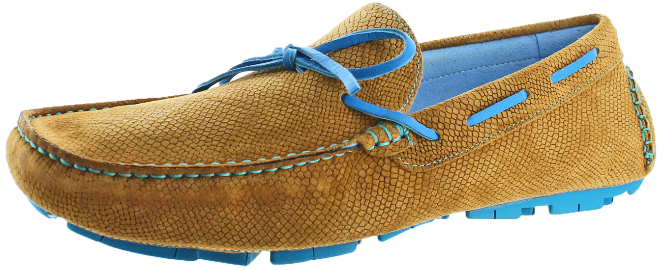 Donald J Pliner Hearst Men's Slip On Driving Moccasins Shoes by