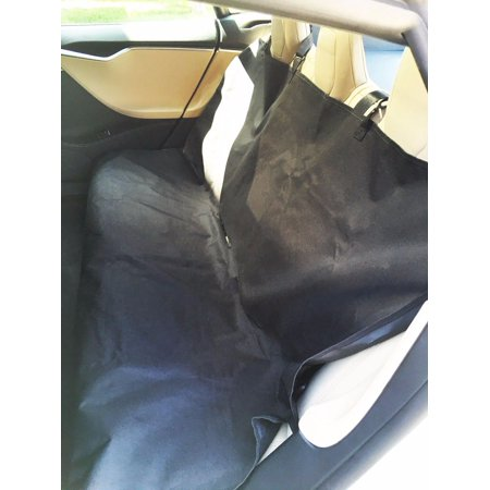ABLEHOME EXTRA LARGE LONG HEAVY DUTY PET DOG CAR SEAT COVER WATERPROOF BACK BLACK