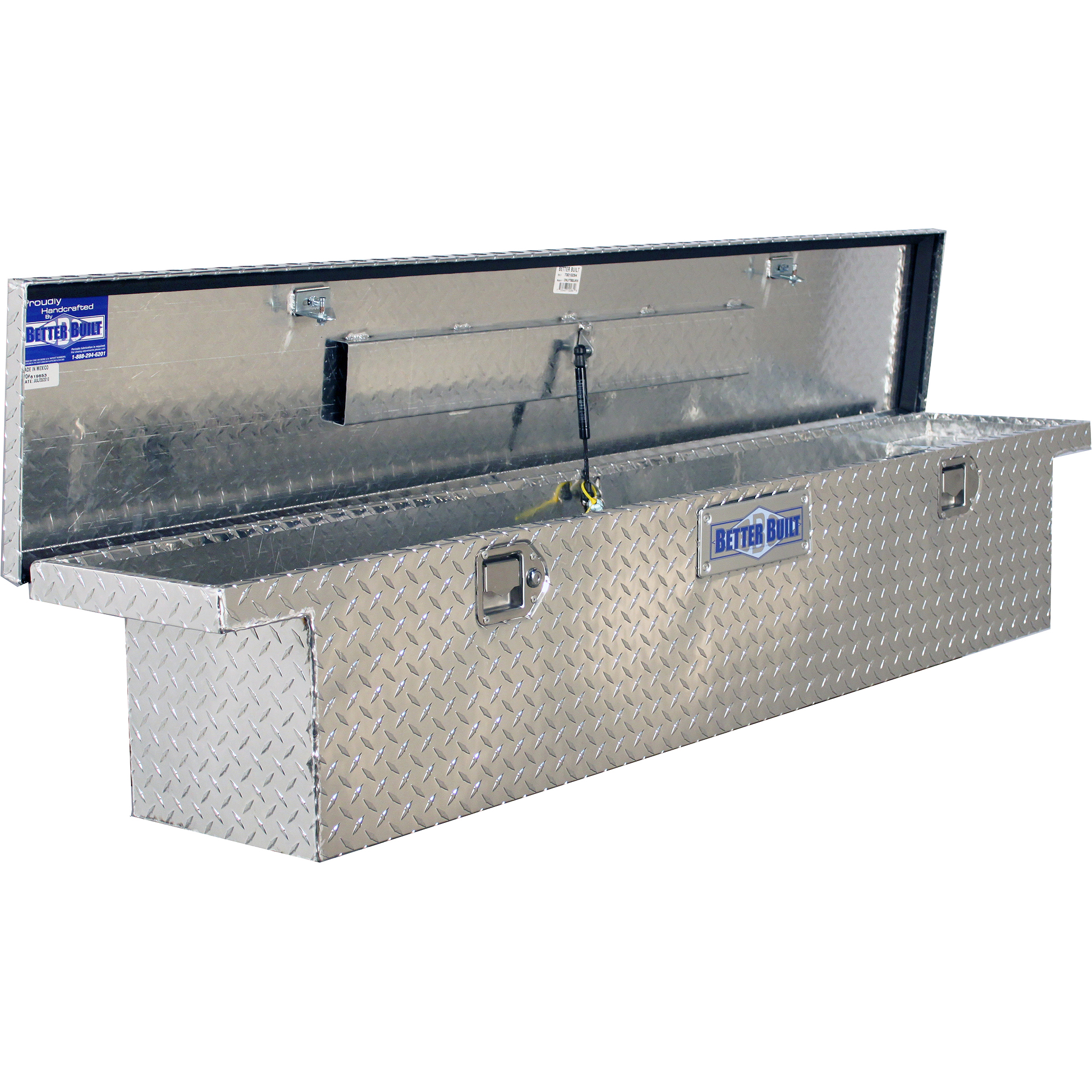 Low Profile Truck Bed Tool Box >> Better Built Full Size Low Profile Slimline Truck Box 720467102849 | eBay