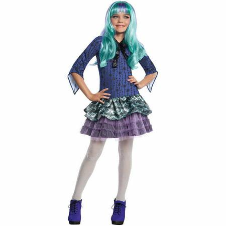 Monster High Twyla Child Halloween Costume - Monster High Frankie Costume