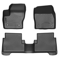 Fit for 2015-2018 Ford Escape Floor Mats Full Set Liner All-Weather Guard