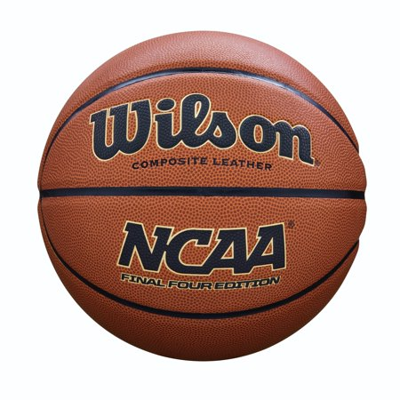 Wilson NCAA Final Four Edition Basketball, Official Size (Wilson Solution Basketball)